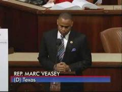 Rep Marc Veasey speaks on the Need for Immigration Reform