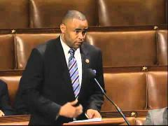 Rep Marc Veasey Speaks on His Amendement to National Strategic and Critical Minerals Production