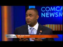 Rep. Veasey Talks Jobs, Economy and Manufacturing on Comcast Newsmakers