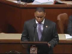 Rep. Veasey Speaks Against SNAP Cuts