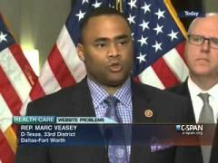 Rep. Veasey discusses the Affordable Care Act & the Bigger Picture