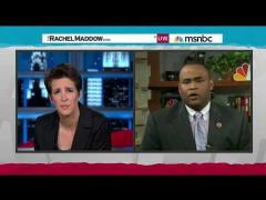 Congressman Marc Veasey Talks Voter ID with MSNBC