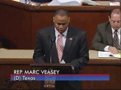 "Rep. Veasey Speaks Against ""Full Faith & Credit Act"""