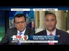 Rep. Veasey on MSNBC's Martin Bashir Show: The ACA is important for uninsured Americans in Texas