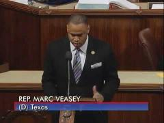 Congressman Veasey Calls on House Republicans to Pass Clean DHS Funding