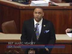 Rep. Veasey Recognizes legendary Latina Civil Rights leader,  Adelfa Callejo