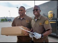 Rep Veasey works at UPS