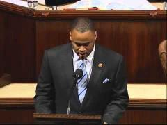 Congressman Marc Veasey Appeals to Bring the Senate Clean CR Bill to the House Floor