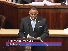 Congressman Veasey Salutes Women Entrepreneurs