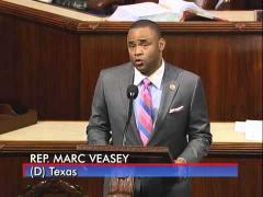 "Rep. Veasey Pays Tribute to Pastor Raymond Charles ""R.C."" Johnson"