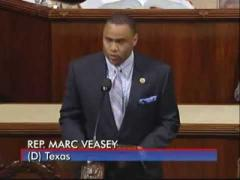Congressman Marc Veasey Speaks out Against the Government Shutdown