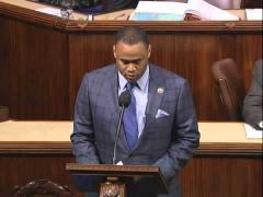 Congressman Veasey honors the life of Walter Barbour