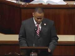 Congressman Marc Veasey Insists on an End on Day 9 of the Government Shutdown