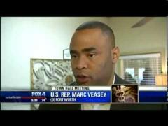 KDFW News Story: Rep. Veasey Hosted Senior Issues Forum on Nov. 1