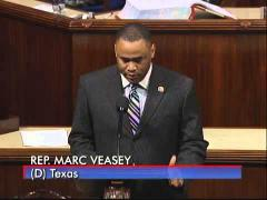 Rep. Veasey on need to raise the standard of living for women in America