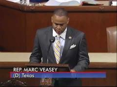 Rep. Veasey Speaks on 2013 Farm Bill