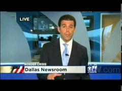 CBS 11's Jack Fink (KTVT) Shares Rep. Veasey's Comments on Border Crisis