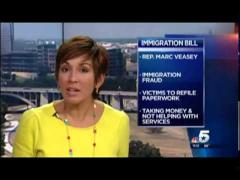 NBC 5 (KXAS): Rep. Veasey Pushing Law to Protect Victims of Immigration Fraud