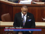Rep. Veasey Honors Adelfa Callejo