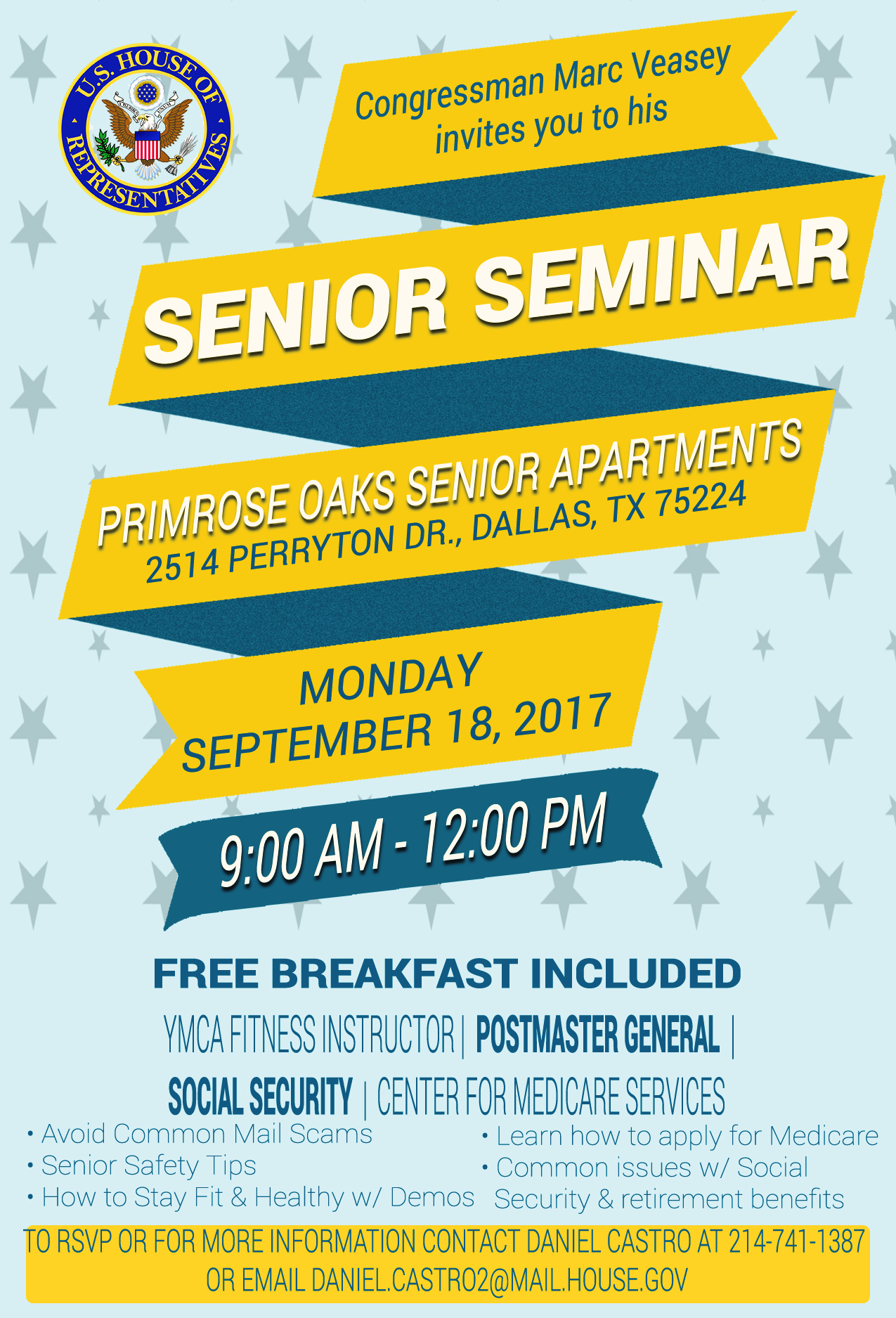 Dallas Senior Seminar